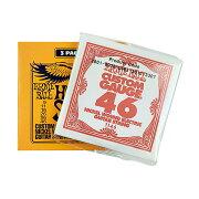 ERNIEBALL3222HyblidSlinky3セットパックエレキギター弦