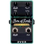 Z.VEXBoxofRockVerticalオーバードライブギターエフェクター