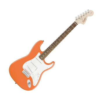 Squier Affinity Series Stratocaster Laurel Competition Orange 일렉트릭 기타