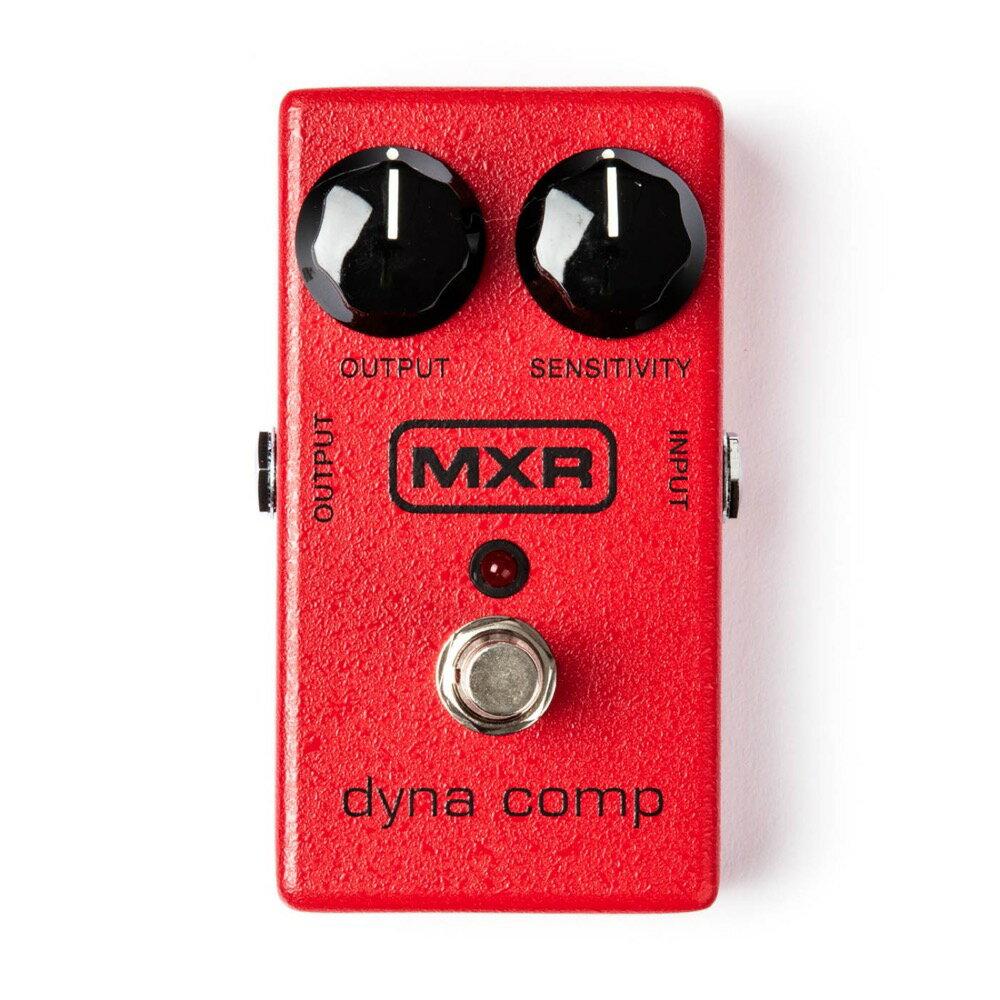 MXR M-102 DYNA COMP ギターエフェクター