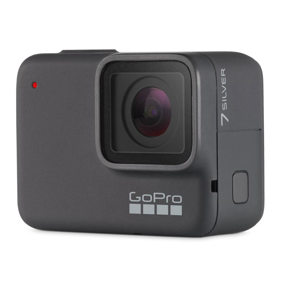 【予約受付中】 GoPro HERO7 Silver CHDHC-601-FW ウェアラブルカメラ