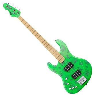 GrassRoots G- lecher GR/LH WANIMA KENTA Model electric guitar base left-handed outlet