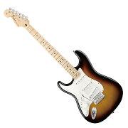 FenderStandardStratocasterLHMFBrownレフティエレキギター