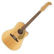FenderVillager12StringNatural12弦エレクトリックアコースティックギター