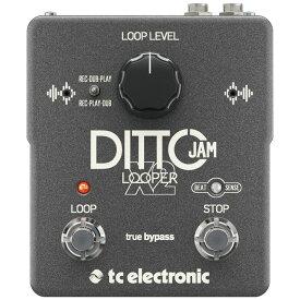 tc electronic DITTO JAM X2 ルーパーペダル