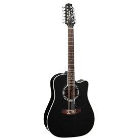 TAKAMINE EF381SC BL 12弦 エレクトリックアコースティックギター