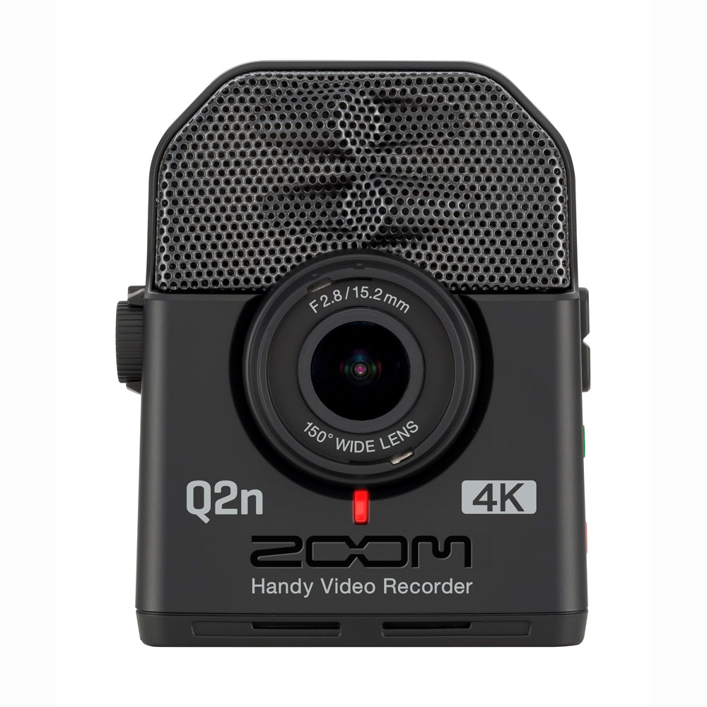 ZOOM Q2n-4K Handy Video Recorder 4K ハンディビデオレコーダー