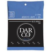 DarcoD500AcousticBronzeLight12弦用アコースティックギター弦