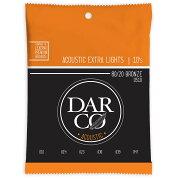 DarcoD510AcousticBronzeExtraLightアコースティックギター弦