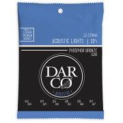 DarcoD200AcousticPhospherBronzeLight12弦用アコースティックギター弦