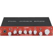 PHILJONESBASSD-400Mod.Redコンパクトベースアンプヘッド