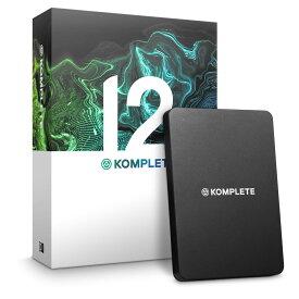 【アップデート版】 NATIVE INSTRUMENTS KOMPLETE 12 UPD ソフトウェア