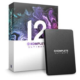 NATIVE INSTRUMENTS KOMPLETE 12 ULTIMATE ソフトウェア
