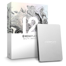NATIVE INSTRUMENTS KOMPLETE 12 ULTIMATE Collectors Edition ソフトウェア