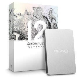 【アップグレード版】 NATIVE INSTRUMENTS KOMPLETE 12 ULTIMATE Collectors Edition UPG FOR K8-12 ソフトウェア