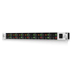 BEHRINGER DI800 V2 ULTRA-DI PRO 8ch ダイレクトボックス