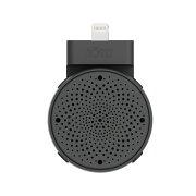 MeloAudioLollyBLACKポータブル3Dマイクロフォン