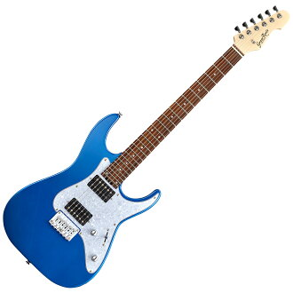 GrassRoots G-MR-45DX MBL electric guitar
