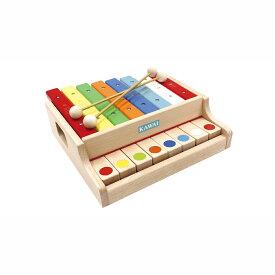 KAWAI G 9051 シロホンピアノ 木琴とピアノの2種類で遊べる楽器玩具