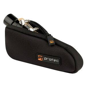 PROTEC N275 チューバ テナーサックス マウスピース用ポーチ ブラック