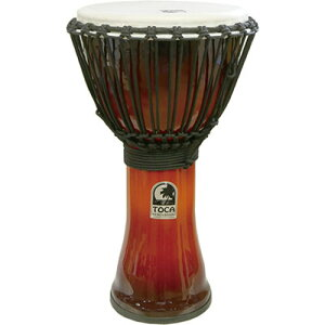 TOCA TF2DJ-10AFS Freestyle II Roped Tuned Djembe 10 AF SNST ジャンベ