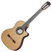 JoseRamirezCUT1EstudioModelクラシックギターエレクトリックカッタウェイモデル