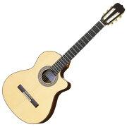 JoseRamirezCUT1/SprEstudioModelクラシックギターエレクトリックカッタウェイモデル