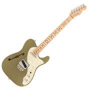 FenderAmericanEliteTelecasterThinlineMNSATINJPMエレキギター
