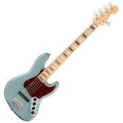 FenderAmericanEliteJazzBassVMNSATINIBM5弦エレキベース
