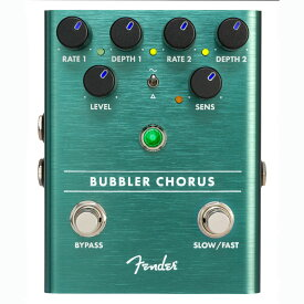 Fender BUBBLER ANALOG CHORUS コーラス ギターエフェクター
