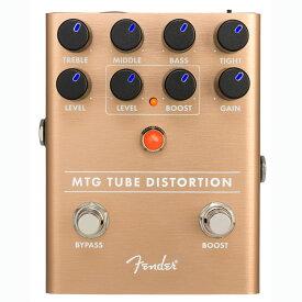 Fender MTG TUBE DISTORTION ディストーション ギターエフェクター