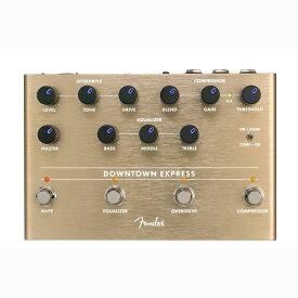 Fender DOWNTOWN EXPRESS BASS MULTI-EFFECT ベースエフェクター