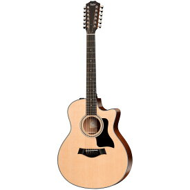 Taylor 356ce 12-String 300 Series 12弦エレクトリックアコースティックギター
