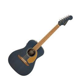 Fender Malibu Player Midnight Satin WN エレクトリックアコースティックギター