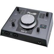 FluidAudioSRI-2USBオーディオインターフェース