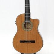 LumberLCG5ENAエレクトリッククラシックギター【中古】
