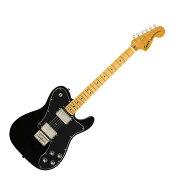 SquierClassicVibe'70sTelecasterDeluxeBLKMNエレキギター