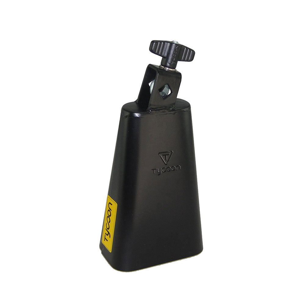 TYCOON PERCUSSION TW-60 Black Powder Mountable Cowbells カウベル