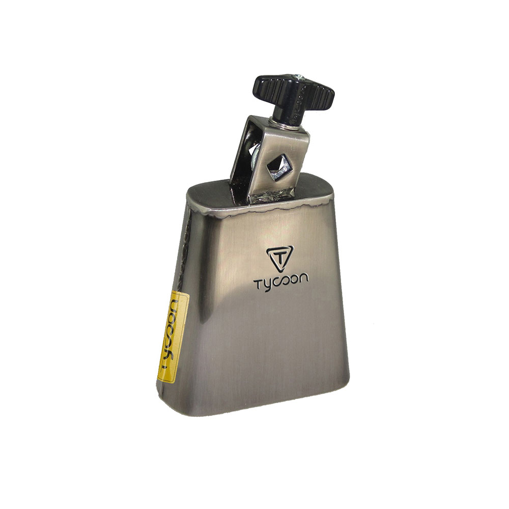 TYCOON PERCUSSION TWC-BC Brushed Chrome Cowbells カウベル