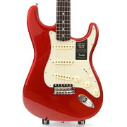 FenderAmericanOriginal'60sStratocasterRWCandyAppleRedエレキギター【中古】