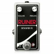 DeviEverRuinerファズギターエフェクター