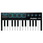 ALESISVMini25鍵USB/MIDIキーボードコントローラー