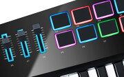 ALESISVortexWireless2USB/MIDIコントローラーショルダーキーボード