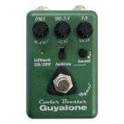 GuyatoneCBu1ブースターギターエフェクター