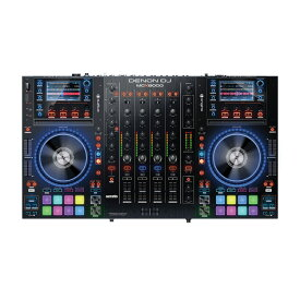 DENON DJ MCX8000 スタンドアローンDJプレイヤー & DJコントローラー