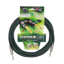SOMMER CABLE CMSS-0500 COLONEL INCREDIBLEシリーズ SS 5M 楽器用ケーブル