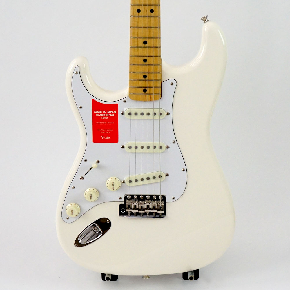 Fender Made in Japan Traditional '68 Stratocaster Left-Hand AWT レフティ エレキギター 【中古】