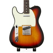 FenderMadeinJapanTraditional60sTelecasterCustomLeft-Hand3TSBレフティエレキギター【中古】