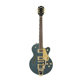 GRETSCH G5655TG Electromatic Center Block Jr. Single-Cut with Bigsby Cadillac Green エレキギター