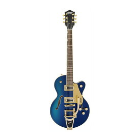 GRETSCH G5655TG Electromatic Center Block Jr. Single-Cut with Bigsby Azure Metallic エレキギター